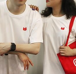 [출시기념 세일] 팡팡이티셔츠